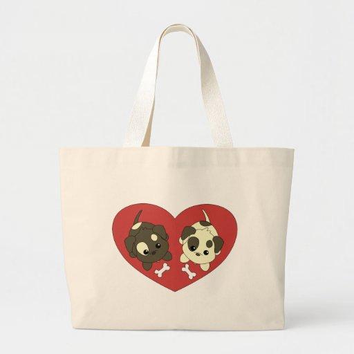 Puppy Loves Bag