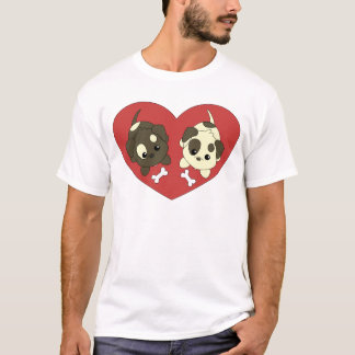 Puppy Loves T-Shirt