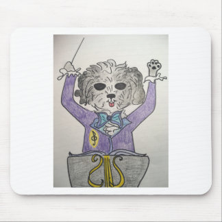 Puppy Maestro Mouse Pad