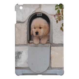 Puppy Mail iPad Mini Covers