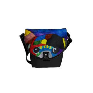Puppy Messenger Bag