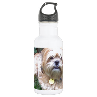Puppy Mill Survivor - Give Mill Dogs a 2nd Chance! Water Bottle