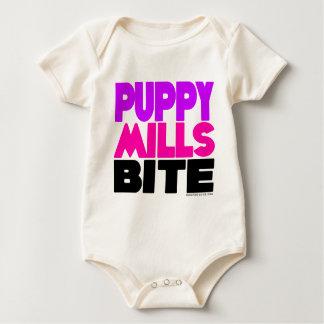 Puppy Mills Bite Romper