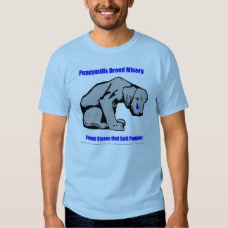 Puppy Mills Breed Misery Shirt