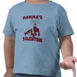 Puppy Momma's Valentine T-shirts and Gifts