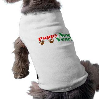Puppy New Year! Tee
