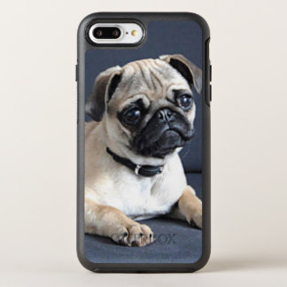 Puppy On Lounging Couch OtterBox Symmetry iPhone 7 Plus Case
