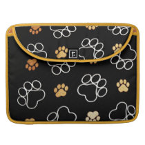 Puppy Paws Sleeve For MacBooks