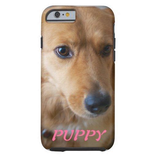 Puppy Pet Photo iPhone 6 case
