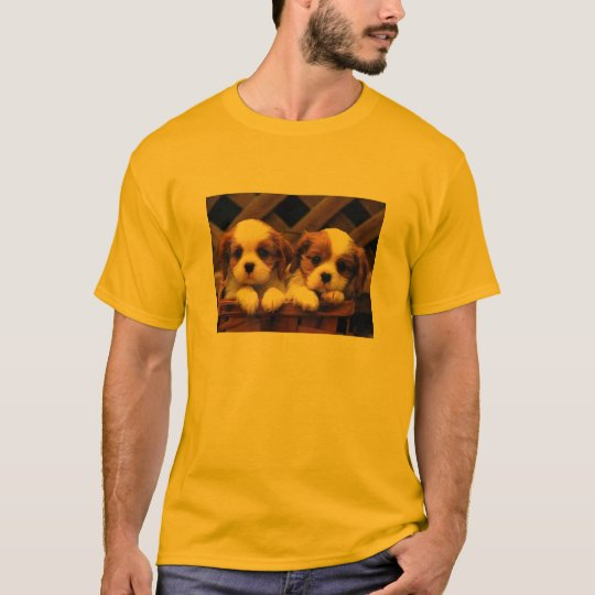 Puppy Pictures T-Shirt