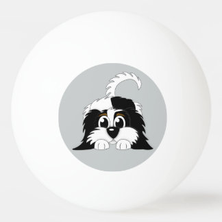 Puppy Ping Pong Ball