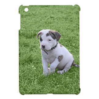 Puppy Pit Bull T-Bone Case For The iPad Mini
