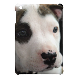 Puppy Pit Bull T-Bone iPad Mini Covers