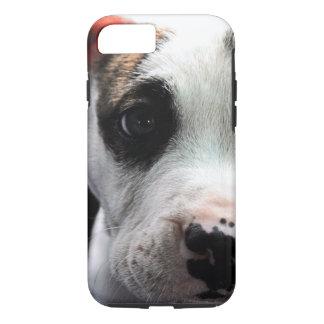 Puppy Pit Bull T-Bone iPhone 7 Case