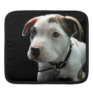 Puppy Pit Bull T-Bone Sleeve For iPads