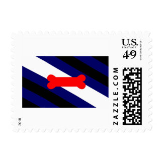 Puppy Play Pride Flag Small, $0.47 (1st Class 1oz) Postage