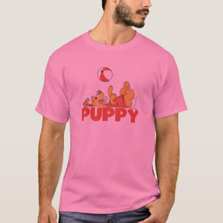 Puppy Plays TShirts and Gifts
