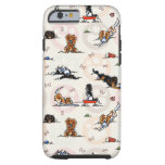 Puppy Playtime In For a Treat iPhone 6 Case