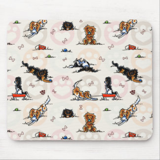 Puppy Playtime In For a Treat Mouse Pad