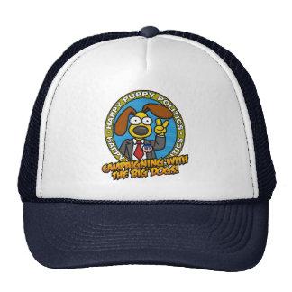 Puppy Politician Hat