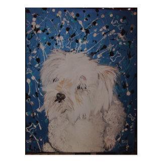 Puppy! Postcard