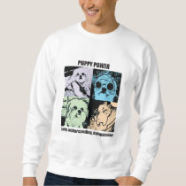 Puppy Power by Bella Sweatshirt