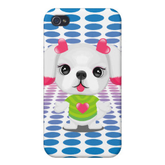 puppy shih tzu  covers for iPhone 4
