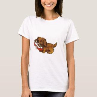 puppy sneaker T-Shirt