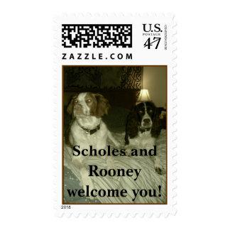 Puppy Stamp