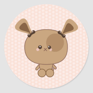 Puppy Sticker
