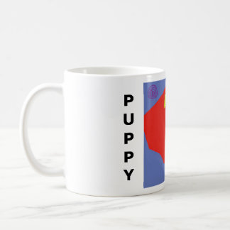 Puppy Surreal Mug