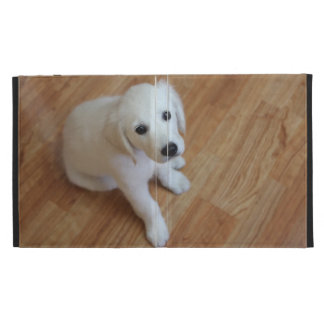Puppy template iPad case