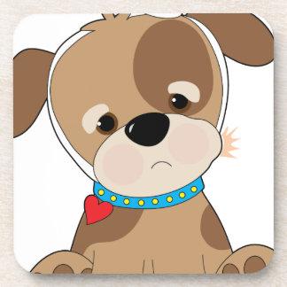 Puppy Toothache Coaster