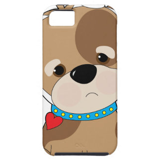 Puppy Toothache iPhone SE/5/5s Case