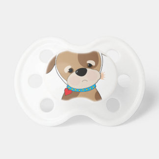 Puppy Toothache Pacifier