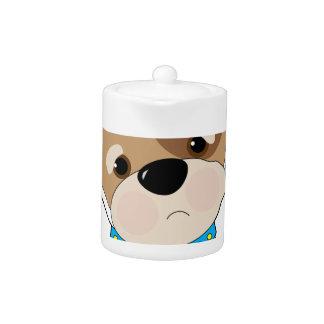 Puppy Toothache Teapot