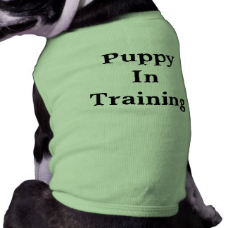 Puppy Training T-shirt