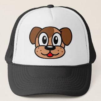 Puppy Trucker Hat