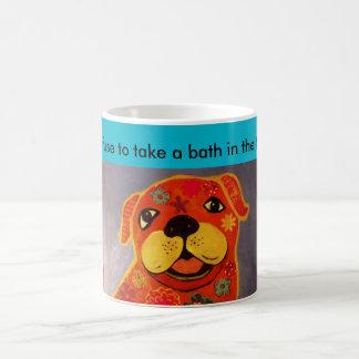 Puppy War Mug