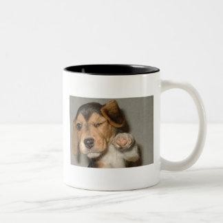 Puppy Winks Mug