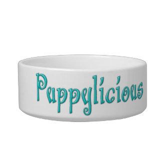 Puppylicious Pet Food Bowl