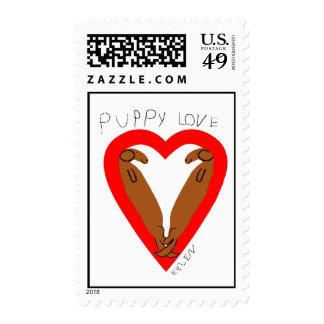 puppylove stamp