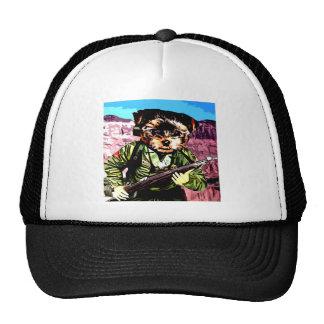 Puppy's War Trucker Hat
