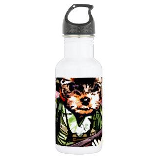 Puppy's War Water Bottle