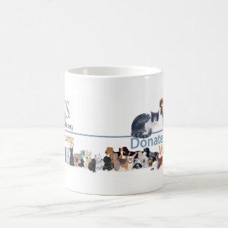PUPs Logo Merchandise Coffee Mug