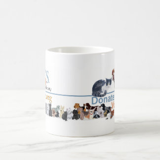PUPs Logo Merchandise Mug
