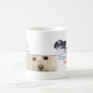 PUPs Logo Merchandise with Shih Tzu Mugs