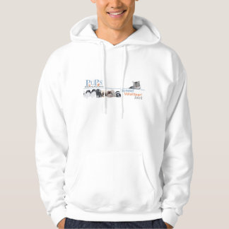 PUPs Logo Merchandise with Tabby Cat Hoodie
