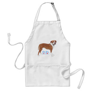 PUPs Rescued Pit Bull Apron