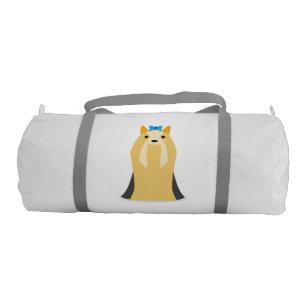 Cute Puppy Dog Duffle Bag